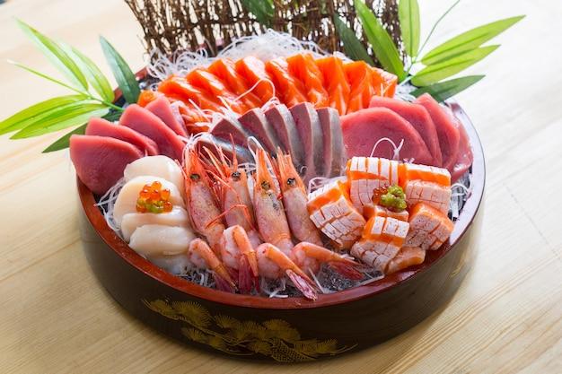 Sushi menu. japanese food.