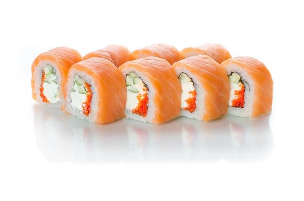 Суши роллы японская кухня красиво