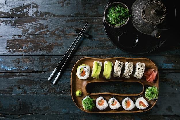 巻き寿司セット