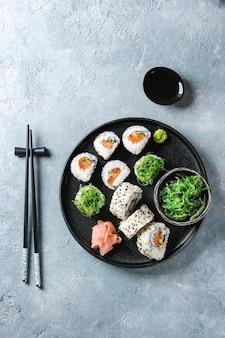 Набор суши роллов