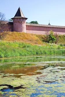 Suzdalの修道院の要塞