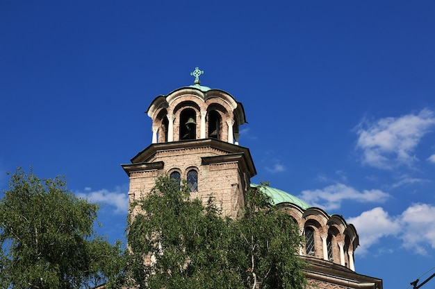 Sveta-nedelya cathedral, sofia, bulgaria