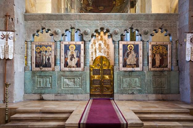 ムツヘタのsvetitskhoveli大聖堂