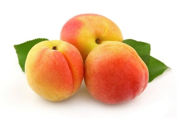 Сладкие абрикосы