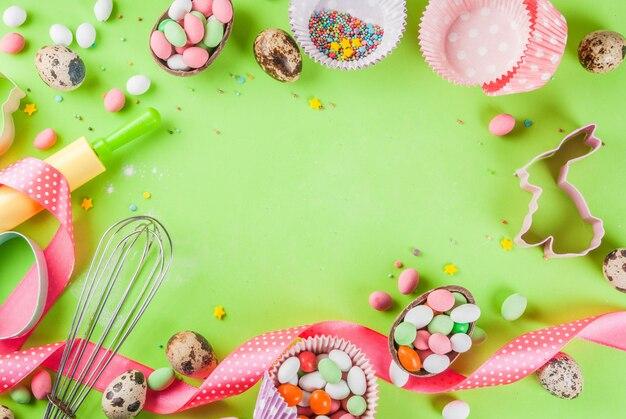 Sweet baking for easter