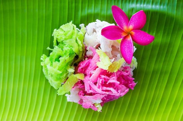 甘いココナッツキャンディ。タイ