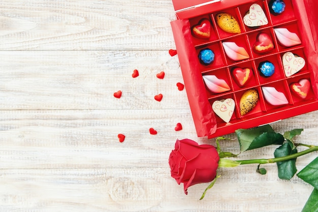 Sweet gifts for the beloved