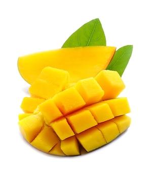 Сладкие плоды манго.