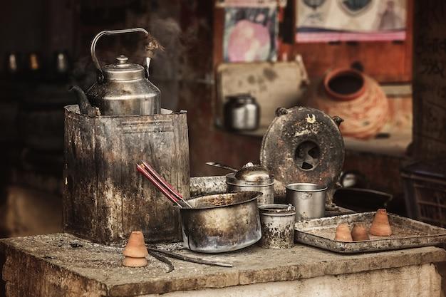 Sweet masala chai