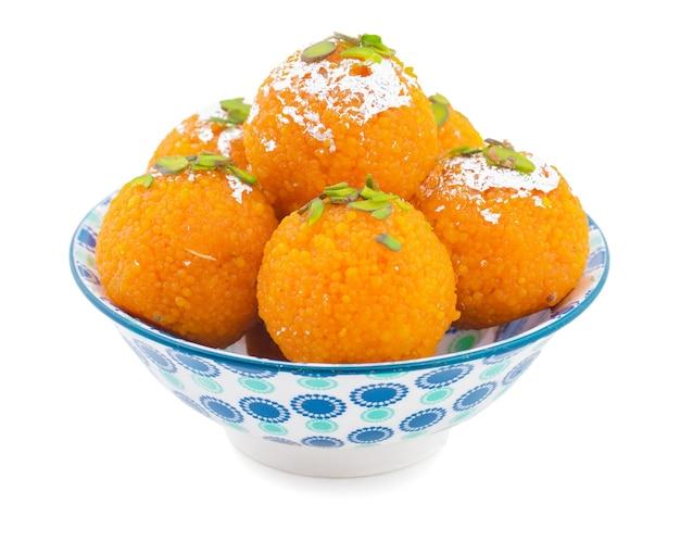 Индийский sweet motichoor laddoo