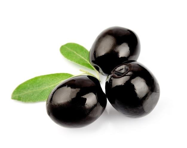 Сладкие оливки крупным планом