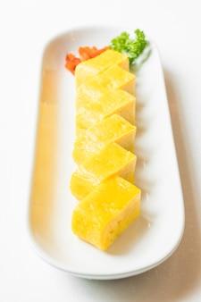 Sweet omelet tamago