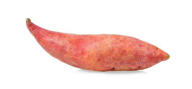分離されたサツマイモ