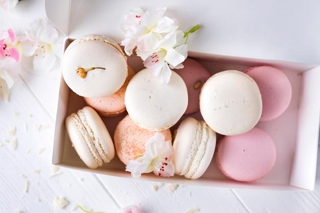 Sweet provans macaroons