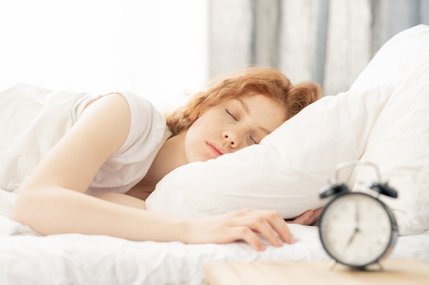 Сладкий сон Premium Фотографии
