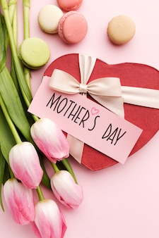 母の日のための甘い驚き