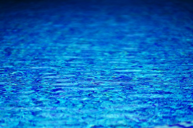 Swimming pool abstract