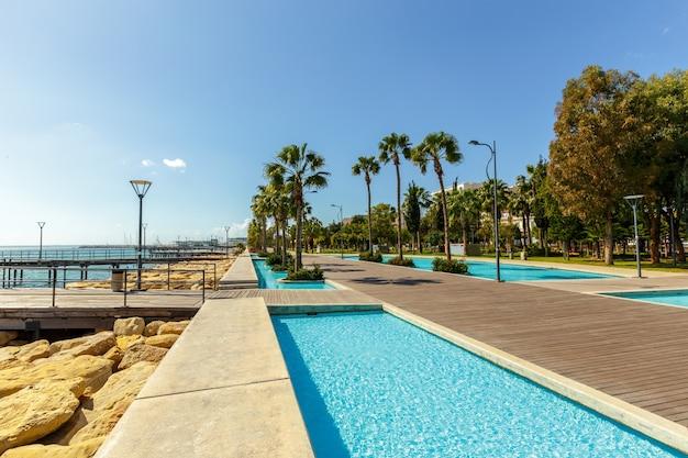 수영장 - 고급 호텔