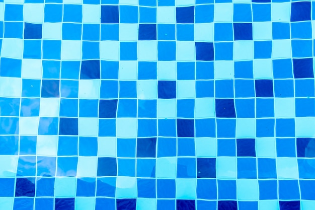 Swimming pool surface background