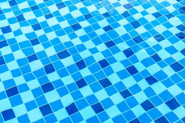 Swimming pool surface