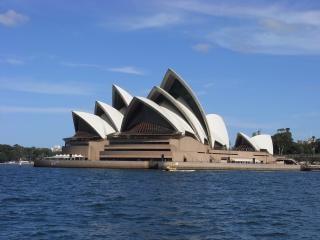 Sydney opera house, opera