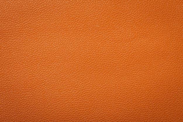 合成皮革の茶色の質感