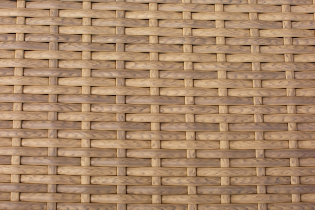 Synthetic rattan texture background.