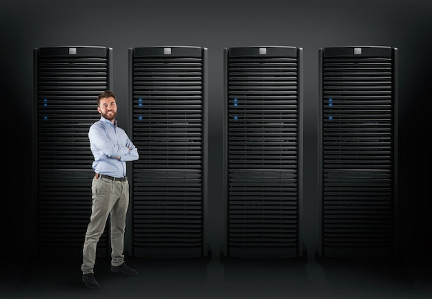 System engineer to support a database server
