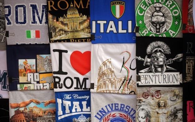 観光業tシャツ