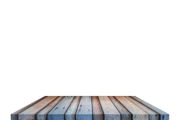 Piano da tavolo sull'isolato