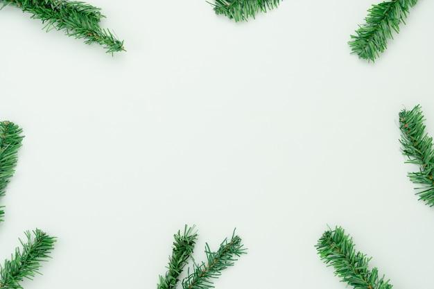 Взгляд столешницы с рождеством христовым украшений & украшений с новым годом.