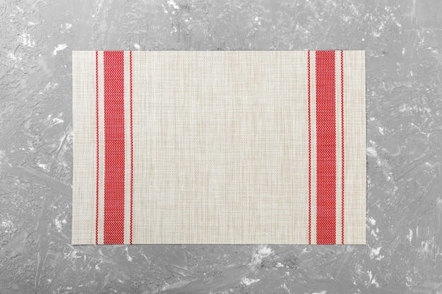 Tablecloth textile background