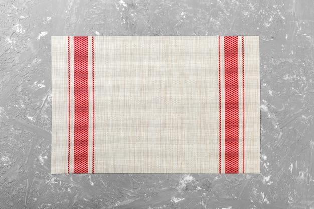 テーブルクロス繊維の背景