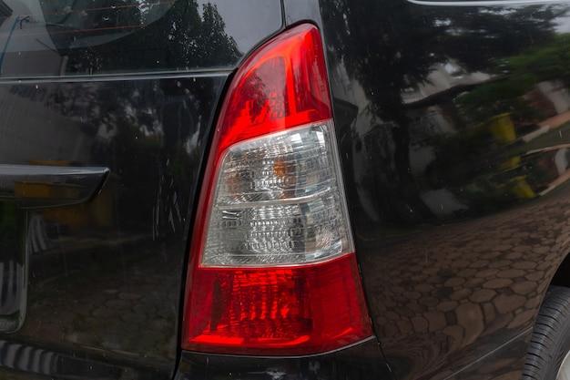 Tail light len light eye style signal.