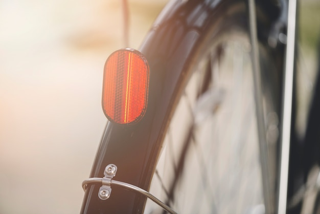 Taillight of an bicycle