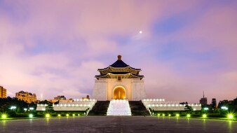 台北の台北蒋介石記念館