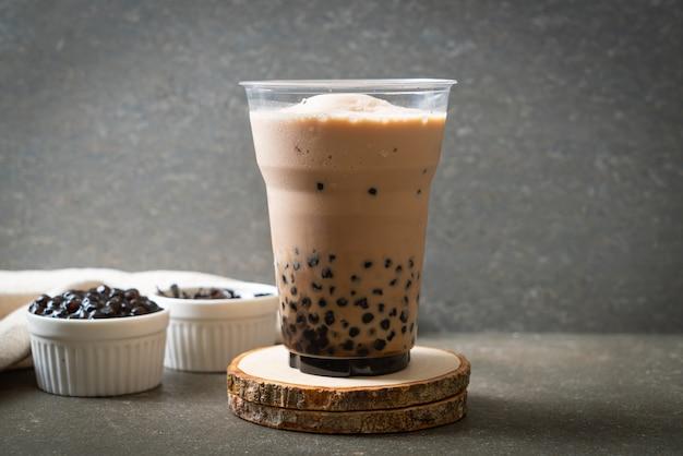 泡入り台湾ミルクティー