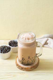 Тайвань молочный чай с пузырьками
