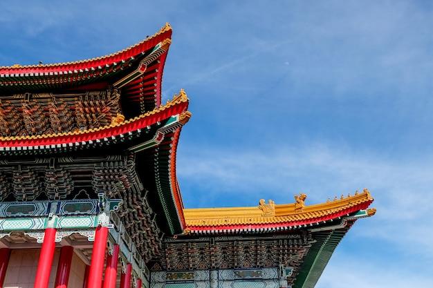 Taiwan roof