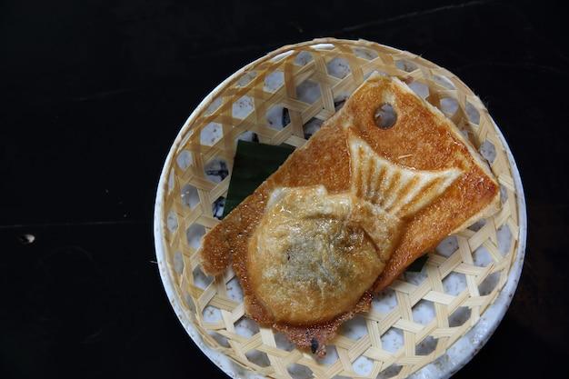 Taiyaki fish pancake