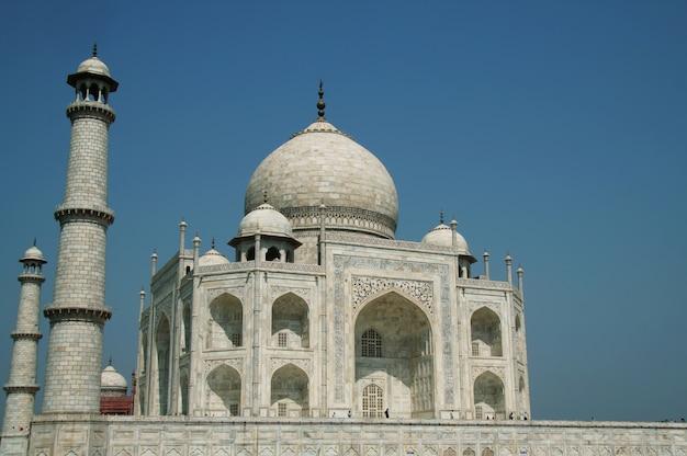 インドのタージマハール宮殿
