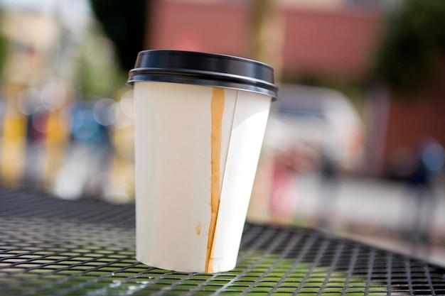 テイクアウトコーヒー
