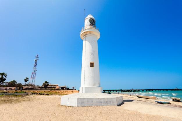 タリマンナー灯台、スリランカ