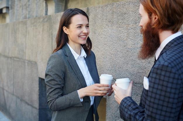 Talk at coffee-break