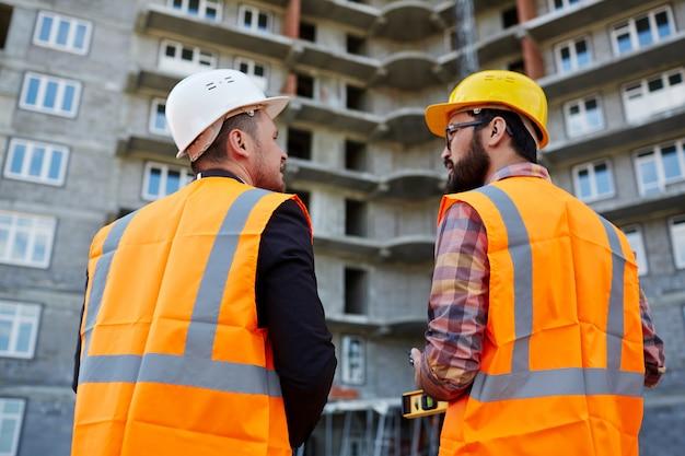 Talk of contractors