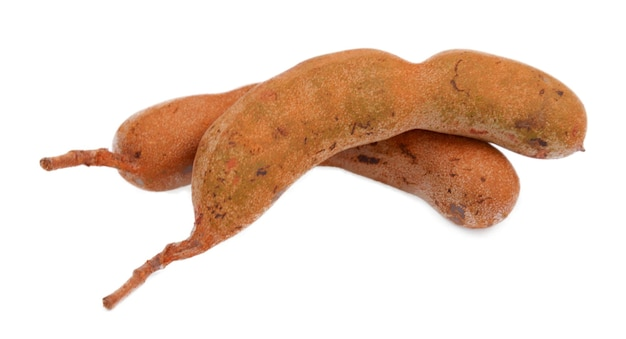 Tamarind isolated on a white background