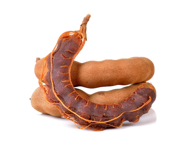 Tamarind isolated