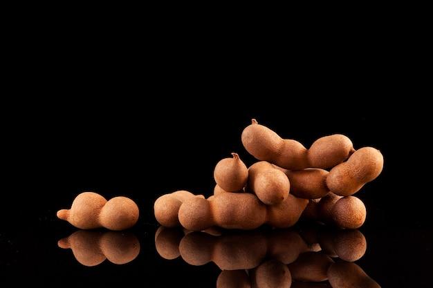 タマリンドタマリンドインディカは食用の果物です
