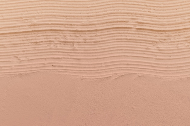 Tan paint brush texture