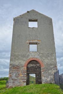 Tankardstown copper mine   hdr  windows